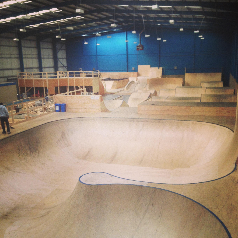 RampWorld Cardiff » The Park